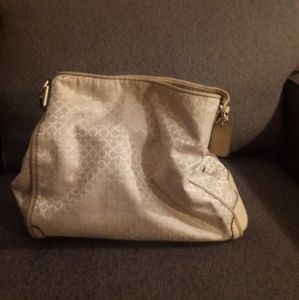Light Pink Coach Bag FOR PARTS READ BELOW
